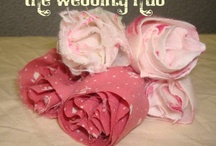 Frill Flowers and Bouquets by The Wedding Hub / by The Wedding Hub