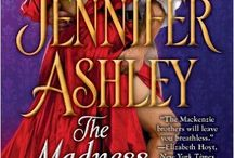 Mackenzies and McBrides / The series by Jennifer Ashley