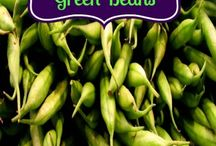 Green beans to grow