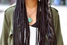 Box braids ♥ Twists
