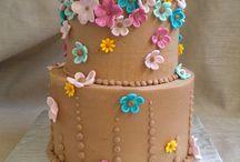 Choccie Birthday Cake
