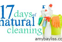 Green Cleaning Tips / by Laurie Windley