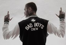 love me some bad boys / by Gina Cummins
