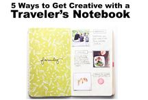 travelers notebook style