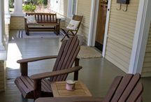 Deck Ideas / by Sara Partlow