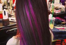 Hair colors / by Julie Ngo