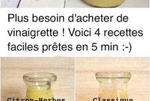 Recette cuisine-auxiliaires
