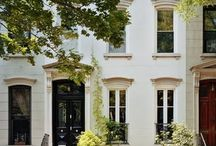 CURB APPEAL / Inspiring and beautiful front exteriors of homes / by J. Parker