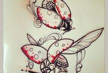 Possible new ink / by Nadia Pasqua