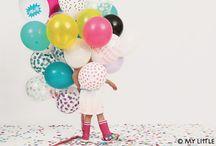 Balony na urodziny dla dzieci