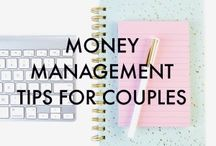 Love and Money / Avoid the typical pitfalls couples fall into by developing a better relationship with money as a couple. Check out my tips on the blog today.