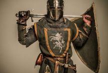 Templars, Knights, Crusaders, Paladins