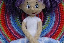strikkedukker