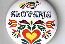 Folklórne ornamenty Slovak