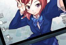 Girls Anime