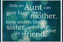 Aunts  / by Drawp