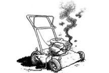 Know When Your Lawn Mower Needs Repair Alpharetta