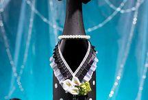 Cadouri femei / Idei drăguțe de cadouri pentru femei, lucrate manual, sticle personalizate