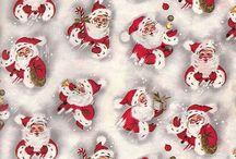 Wrapper christmas  - vánoční papír