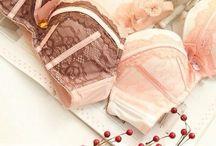 Linen / Beautiful lingerie