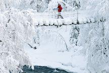 Talvi Suomessa