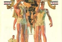 Loving Leyendecker / Dedicated to the brilliant illustrator J.C. Leyendecker.