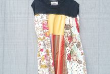Up cycling clothing