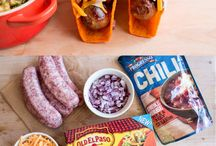 Chili Madness / Pride is on the line when it comes to basketball + your chili recipe! Keep your game up with these delicious ideas using Progresso Chili. / by Progresso