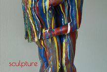 The Forgotten Love 2006-11 ceramic sculpture