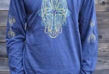 Sacred Geometry Clothing in San Francisco / Uriah Clear Light Enterprises is a handmade screen printed apparel company located in San Francisco, CA. We pride ourselves in crafting beautiful clothing made from original, psychedelic Sacred Geometry designs. Our designs cover a wide range of clothing pieces such as Leggings, Yoga Pants, Crop Tops, Tank Tops, T-Shirts, Long sleeves, Hoodies and even Stickers.