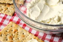 Ricette: Formaggi&co / Recipes: Cheese & co