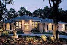 Home plans / by Lori N Dennis