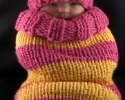Loom Knit for Babies