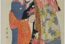 Bijin-e. Beauties in Japanese Prints.