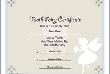 Tooth Fairy  / by Ashley Lauren