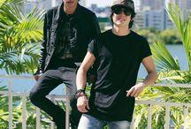 Chris y Erick
