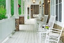 Curb Appeal / Your homefront sets the tone for your home interior. Let your personality shine!