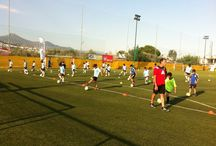 Ball mastery / Coerver coaching Greece