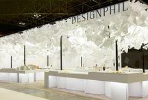 展示ブースのデザイン