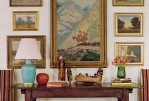 Interiors || Gallery Walls