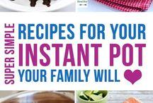 Instant meals