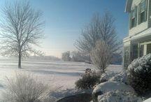 snow, I miss snow