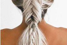 fryzura piękna