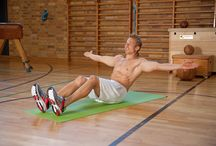 winning attitude / Exercise for better body control and strengthening of abdominal and trunk.