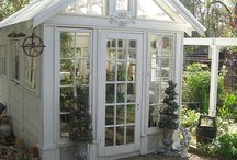 greenhouses/sheds