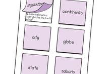 Ideas for teaching vocabulary