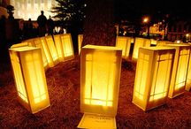 WaterFire Luminaria / Add your light to the night with a WaterFire Luminaria. Keep the fires burning!