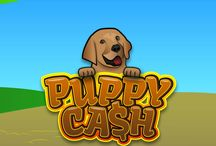 Kizzang Puppy Cash / Puppies, dogs, pets, love, scratch cards, games, and tips.