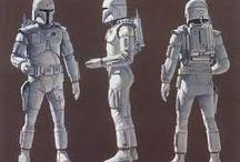 Star Wars / #StarWars Ralph McQuarrie