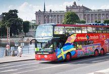 viagem Estocolmo